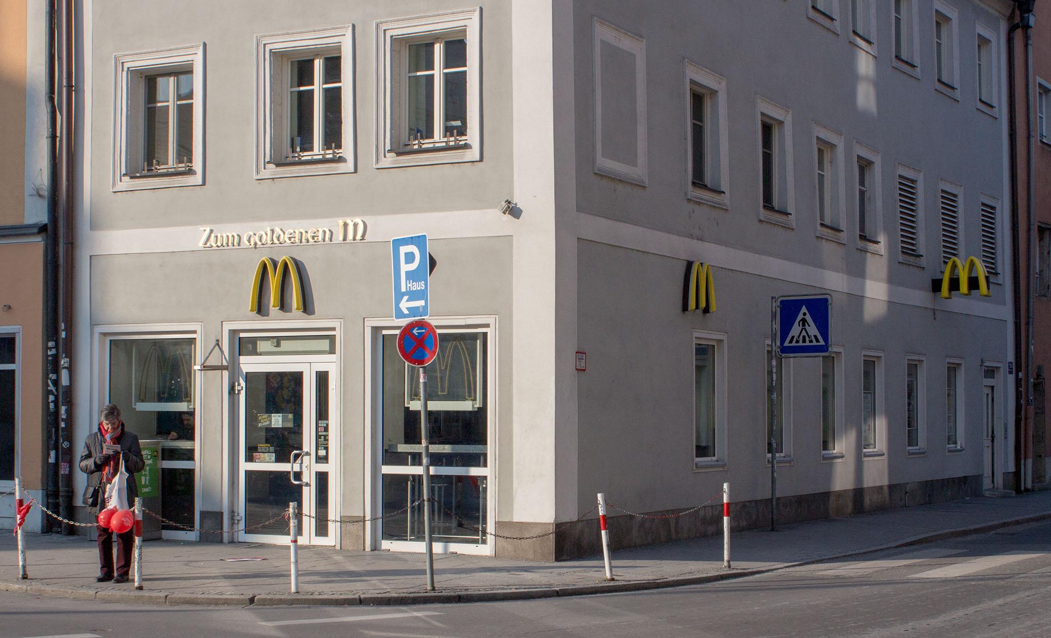 McdonaldS Regensburg