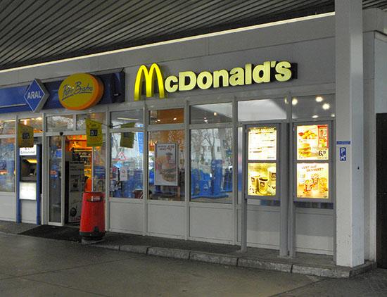Mcdonald Darmstadt