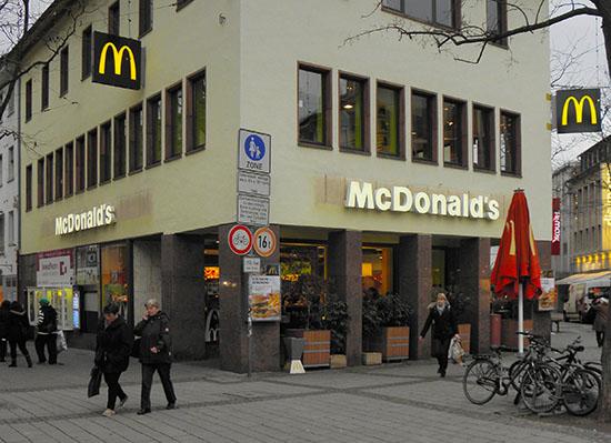 Mcdonald Straubing