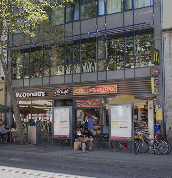 Karlsruhe Mcdonalds