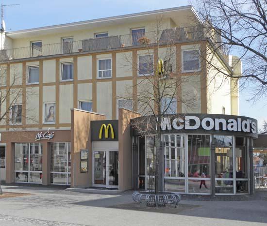 Mcdonalds Wolfsburg