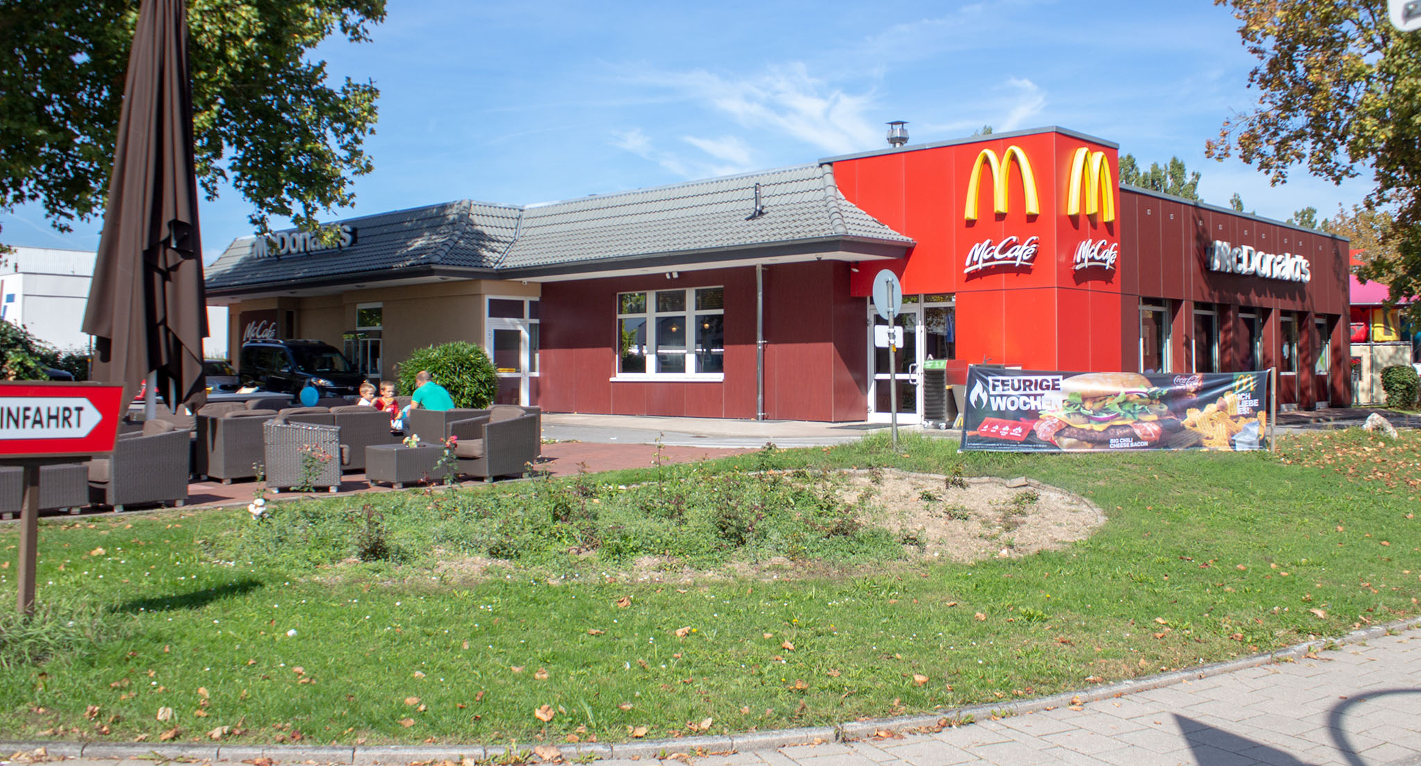 McdonaldS Restaurant Regensburg