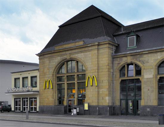 mcdonalds koblenz hauptbahnhof öffnungszeiten