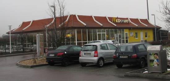 Mcdonalds Halle Westfalen