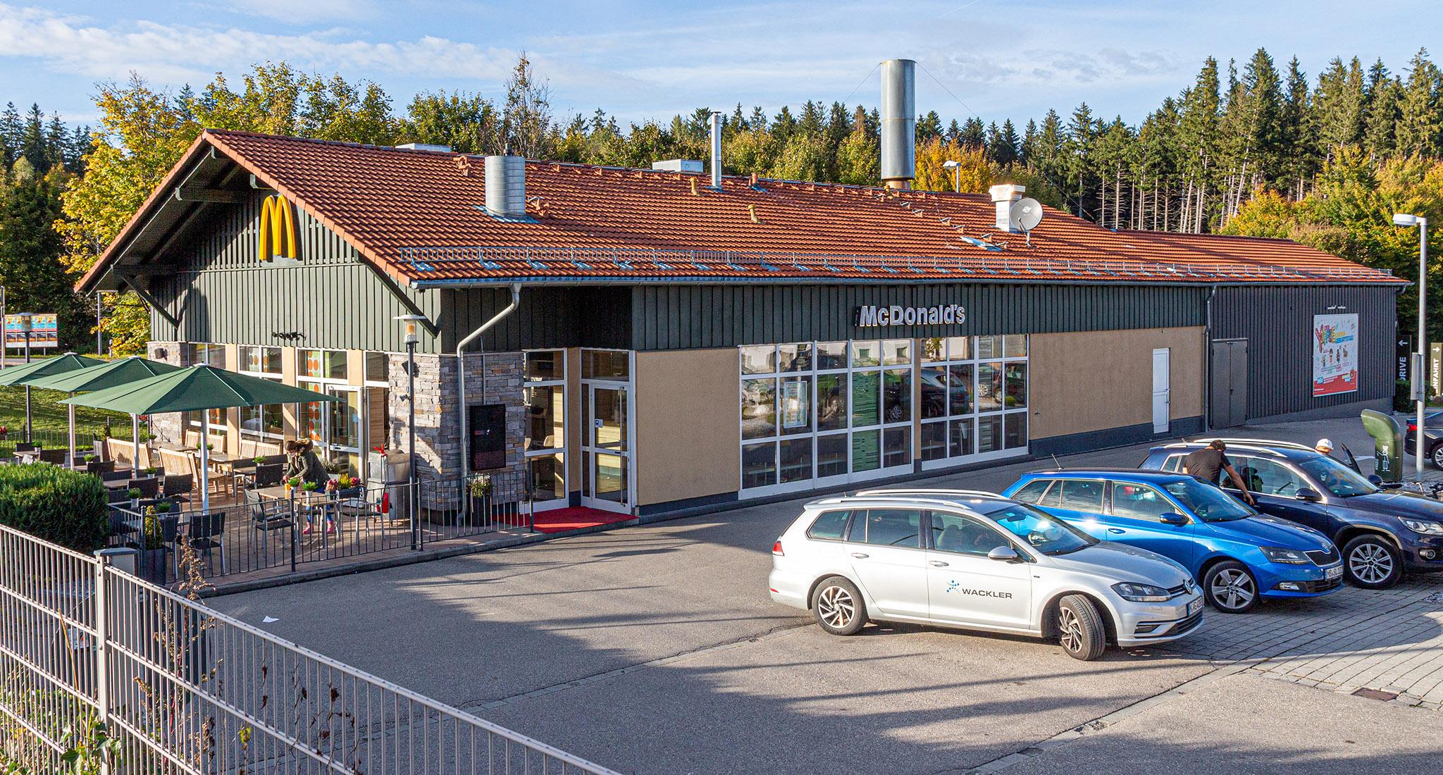 Das Große Mcdonald'S-Verzeichnis - Holzkirchen